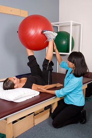 therapy and rehabilitation